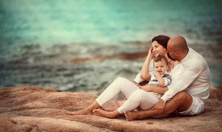 Семья — это самое главное для любого человека