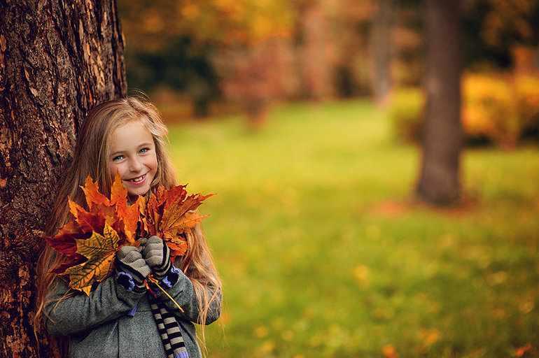 «Осень - мое любимое время года»