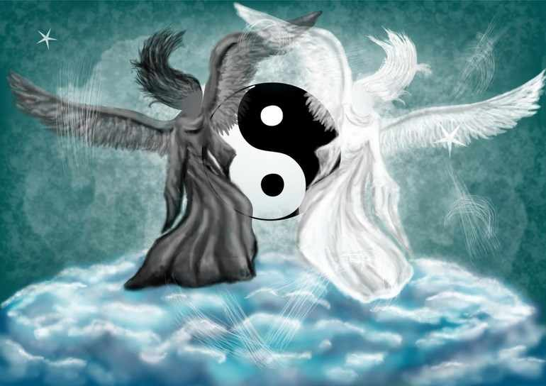 Духи Инь и Ян