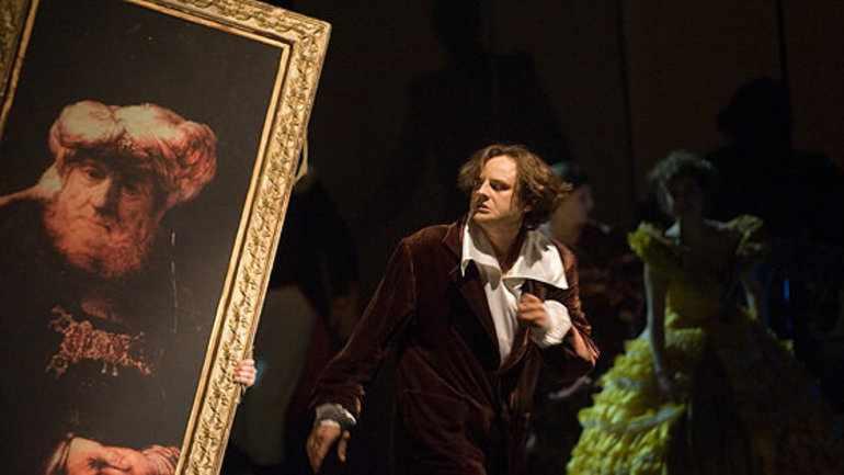 Портрет в повести Гоголя
