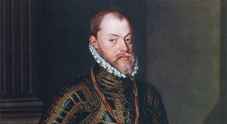 Филипп II, король Испании
