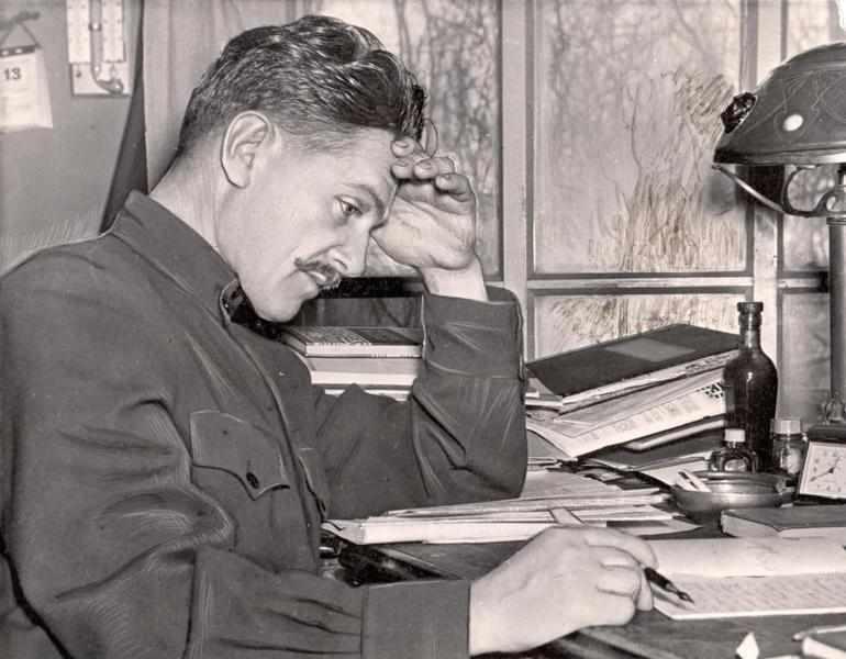 Виталий Александрович Закруткин