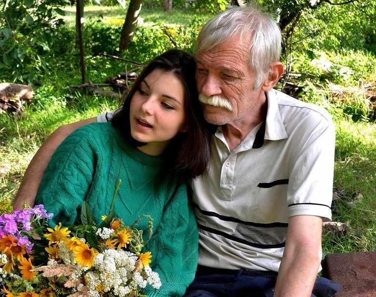 «Мой любимый дедушка»