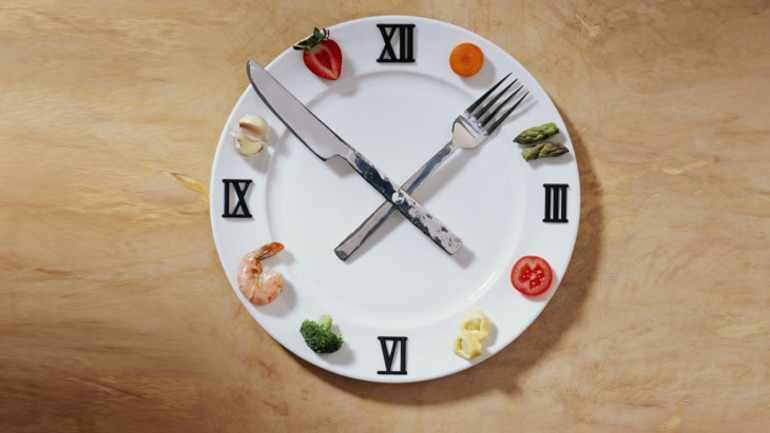 Соблюдать режим питания