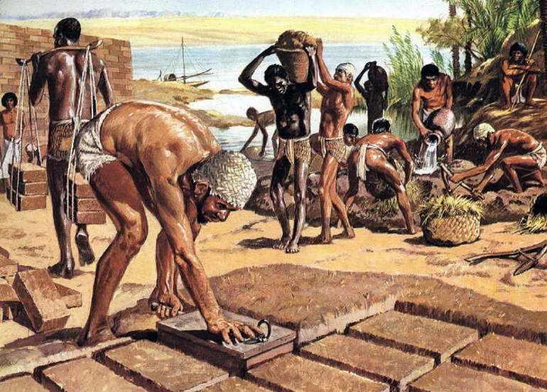 Ремесленники в древнем Египте