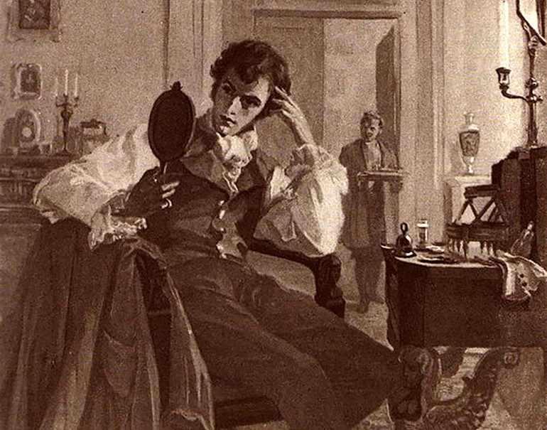 Характеристика евгения онегина в романе