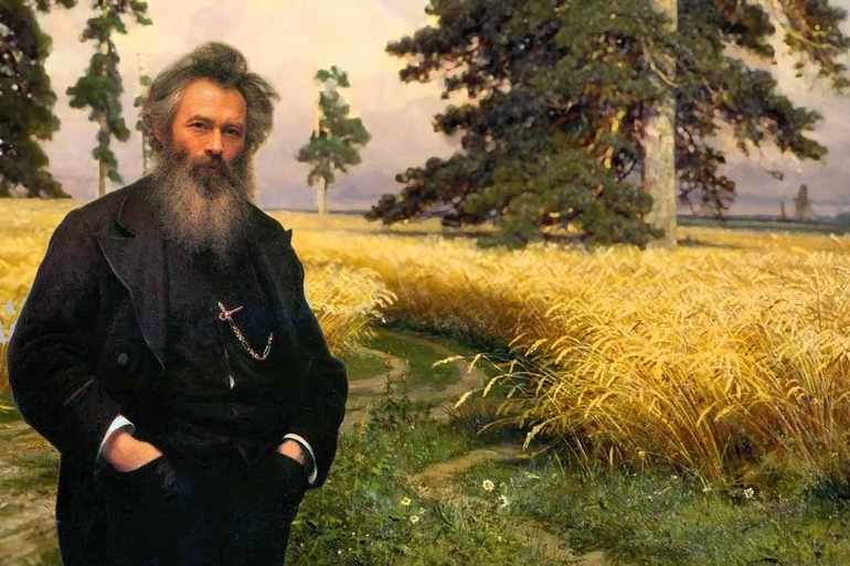 Тема произведений Ивана Шишкина стал русский лес